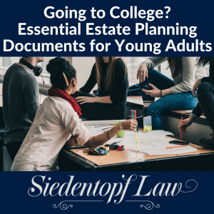 Estate Planning College Students