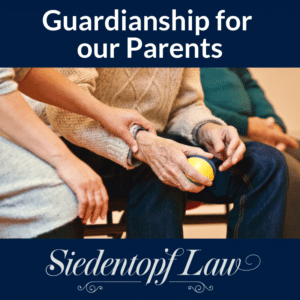 Guardianship for Parents