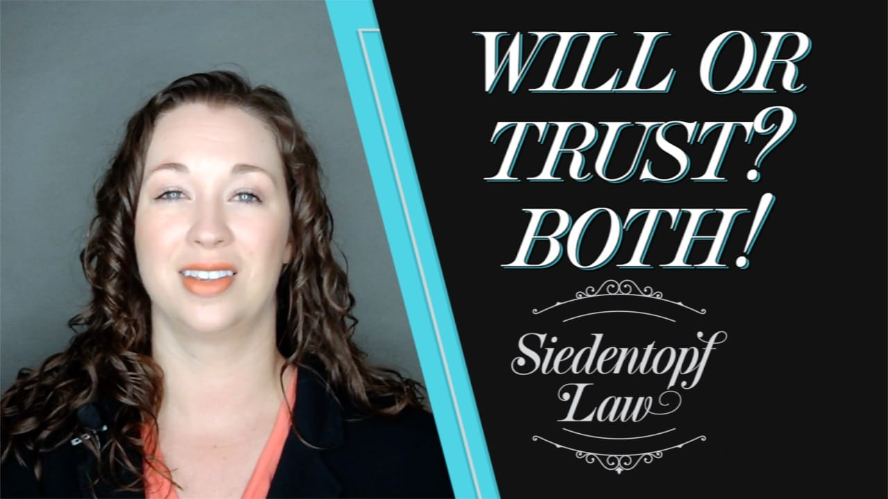 Do you need a will if you have a trust